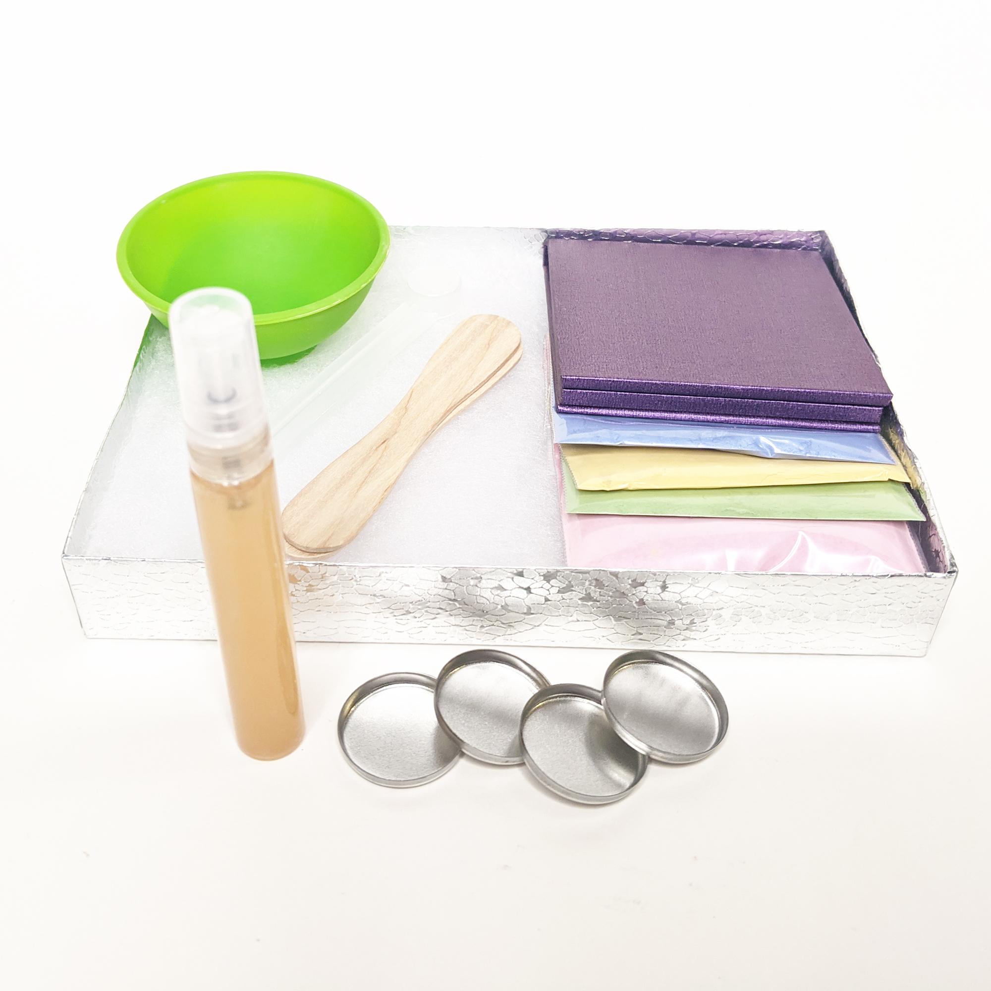 Eyeshadow Making Kit Create Your Own